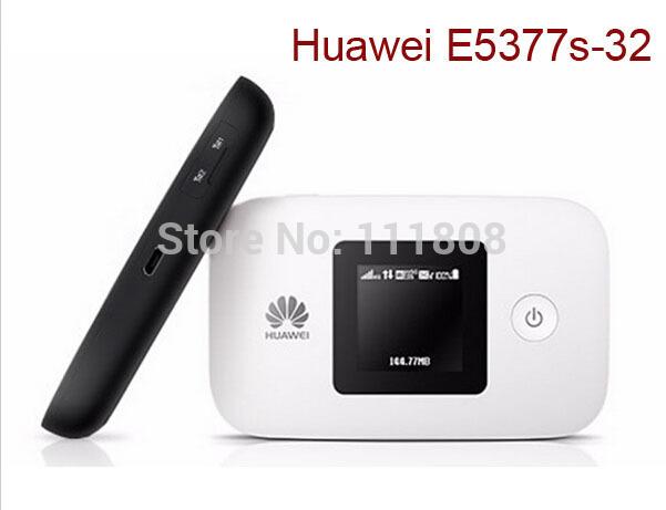 Huawei E5377 4G LTE Mifi 150Mbs GSM Mobile Broadband WiFi Hotspot Router Unlocked(China (Mainland))