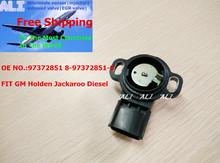 Buy Genuine NEW TPS Throttle Position Sensor 8973728510 case GM Holden Jackaroo Diesel 8-97372851-0 / 97372851 free for $13.50 in AliExpress store
