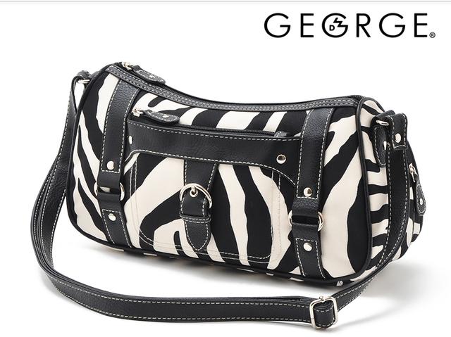 Oxford fabric zebra print leopard print women's handbag small bag one shoulder cross-body bags
