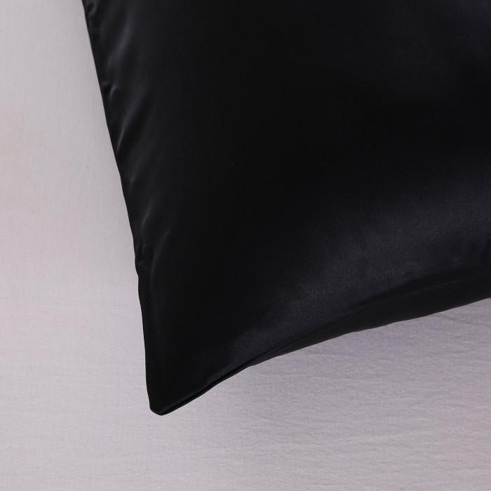 Wholesale 100 Nature Mulberry Silk Pillowcase Zipper