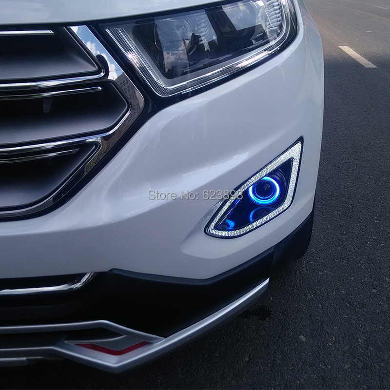 Ford Edge Fog Lights