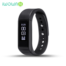 Buy Smart Band Iwown i5 plus Smart Watch Original iwown i5plus Wristband Bluetooth 4.0 Sleep Monitor Bracelet Mini Active Tracker for $16.99 in AliExpress store