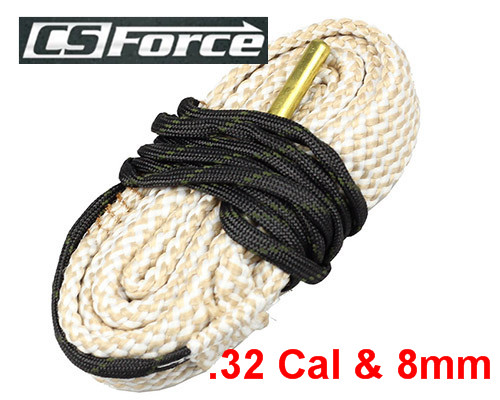 Free Shipping Bore Snake Cleaning .32 Cal &amp; 8mm Calibre Boresnake Rope Rifle Barrel Kit Hunting Bore Snake Gun Rifle Cleaner#<br><br>Aliexpress