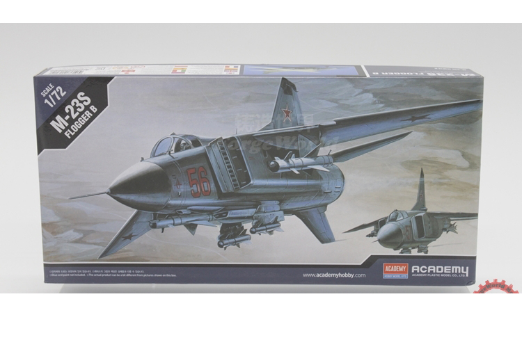 1/72 Russia Air Force MIG 23S Flogger B fighter DIY hobby model kits air plane model toy best gift for kids(China (Mainland))