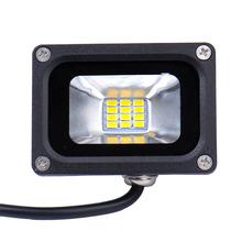 LED Flutlicht 10 Watt refletor führte flutlicht scheinwerfer außenbeleuchtung tunel projektoren licht Wasserdicht Garten straßenlaterne Neue(China (Mainland))