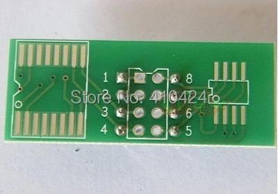 Электронные компоненты 25 /16/sop8 SOP16 DIP8 PCB электронные компоненты ch341a 24 25 usb bios sop8 sop16 dip8