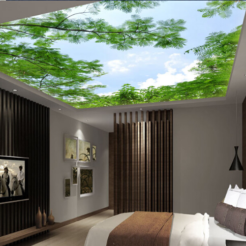 Cover cd picture more detailed picture about 3d for 3d ceiling wallpaper