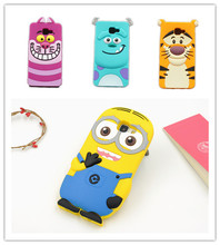 Buy Cartoon 3D Cute Minions Monsters Sulley Tiger Cat Soft Silicone Case Samsung Galaxy A3 A5 A7 J1 J3 J5 J7 2016 Back Cover for $2.45 in AliExpress store