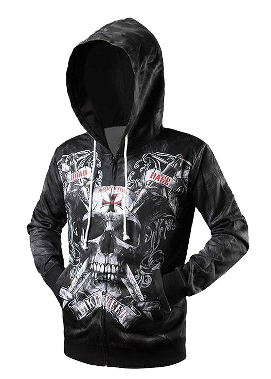 Skull hoodies