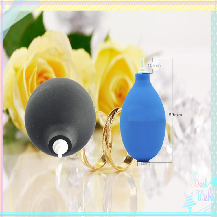 Mini Rubber Air Blower Pump Dust Cleaner For Camera Lens CCD Plant LCD Watch Computer(China (Mainland))