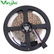 LED Strip Light 3528 SMD 5M 300leds 12V Flexible LED Ribbon Diode Tape RGB & Single Colors Ledstrip High Quality Fita LED(China (Mainland))