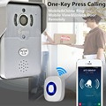 Rfid Access Control Night Vision And Motion Detection Function POE WIFI Video Intercom Doorbell System Control With Smartphone