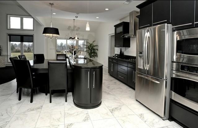 2015 Hot sales Free design Custom modular lacquer kitchen cabinets customized blum hinges(China (Mainland))