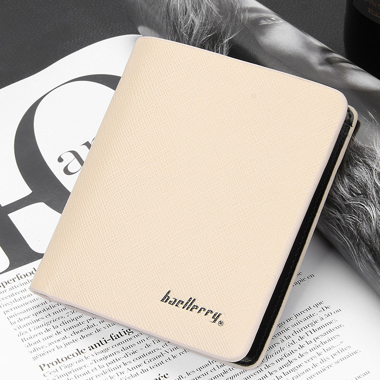 Fashion Men Wallets Cross Vertical Style Fresh Pure 4 Colors Quality PVC Leather Wallet Business Casual Purse Free Shipping D08<br><br>Aliexpress
