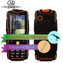 Russian keyboard IP67 waterproof Mobile cell phone 5200mAh battery original VKworld stone V3 Wireless FM shockproof phones(China (Mainland))
