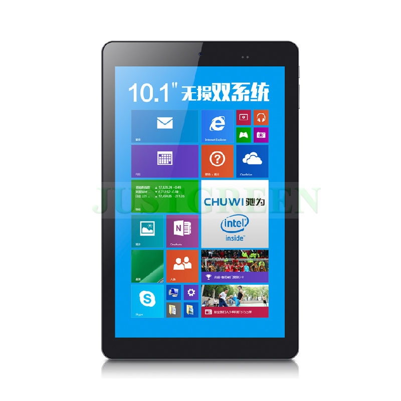 10 1 inch IPS 1920 1200 Chuwi V10HD 3G Dual Boot Tablet PC Z3735F Quad Core