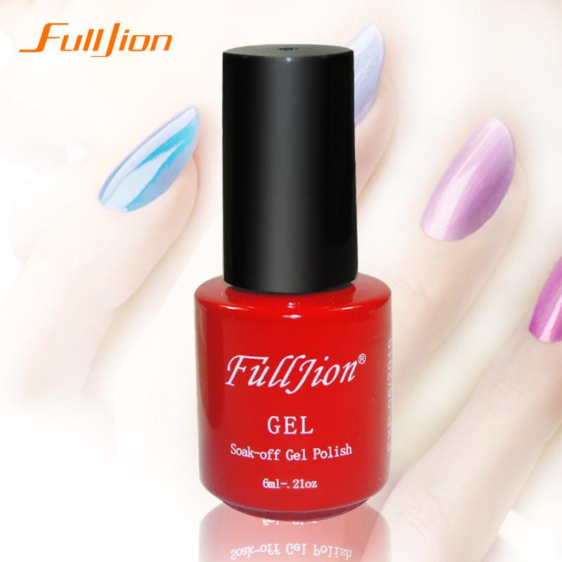Fulljion 6ml/Pcs 30Colors Gel Nail Polish UV Gel Nail Polish Long-lasting Soak-off LED UV Gel Color Hot Nail Gel Nail Art Tools(China (Mainland))