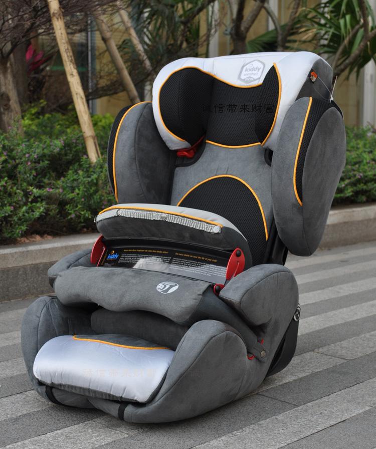 Kiddy car child safety seat baby safety seat 9 - 12(China (Mainland))
