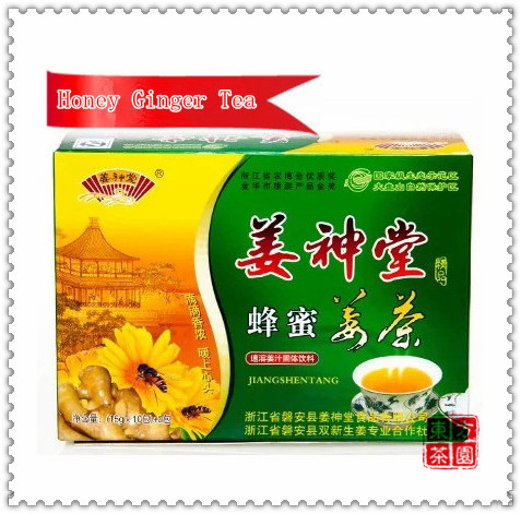 NEW 2015 HOT Sale Green Slimming Coffee Green Ginger Honey And Ginger Honey Ginger Tea Health