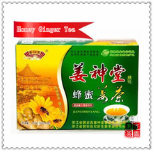 NEW 2014! HOT Sale!Green Slimming Coffee Green Ginger Honey And Ginger Honey Ginger Tea Health Care Tea 180g Free Shipping