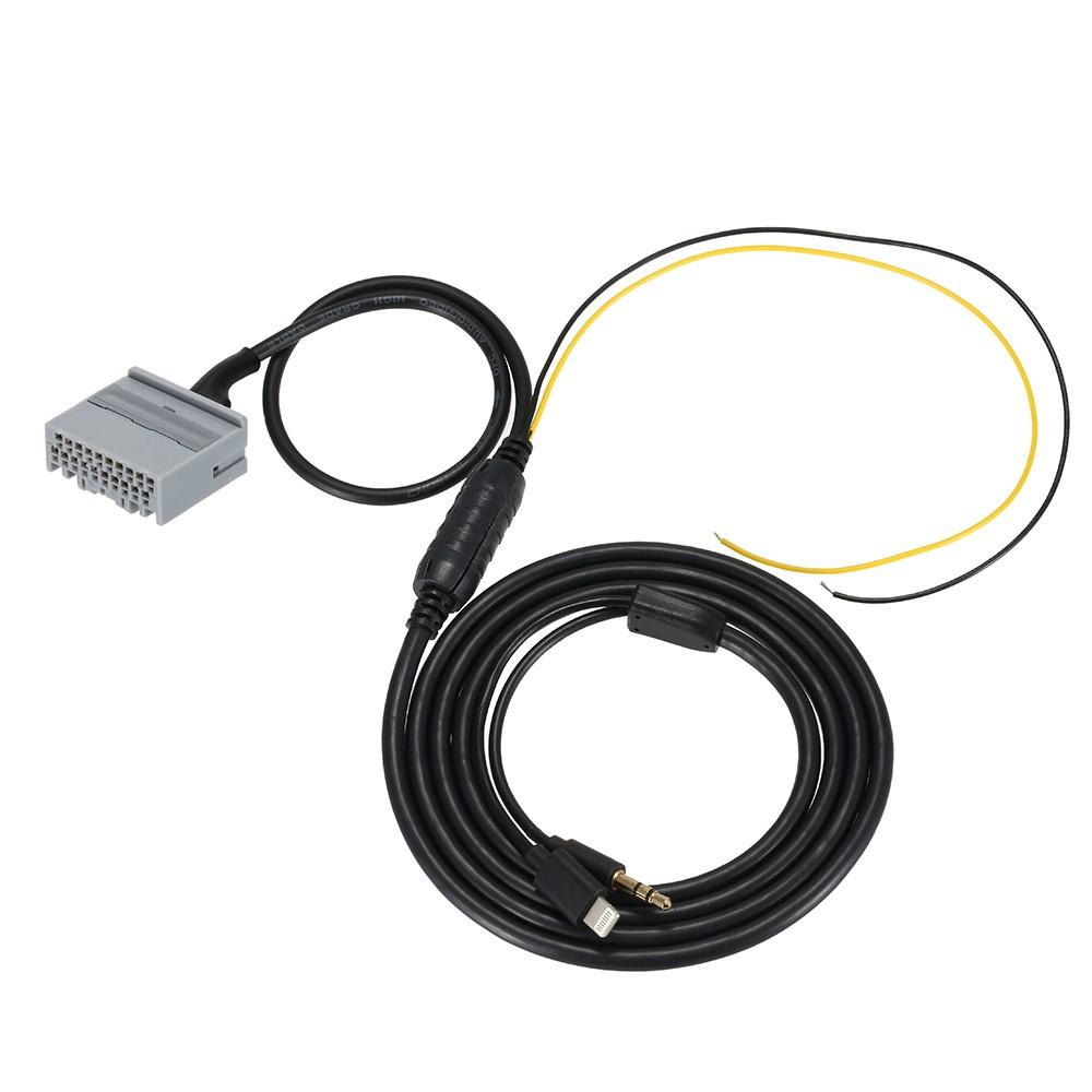 cable auxiliar iphone 6 honda crv accord civic