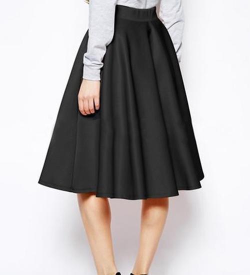 Высокая юбка с доставкой