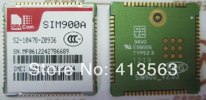 Free Shipping SIM900A SIMCOM GSM GPRS Module NEW&ORIGINAL 30413(China (Mainland))