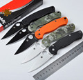 Hot C81 58HRC CPM S30V blade 9colors G10 handle 9 colors camping survival folding knife outdoor