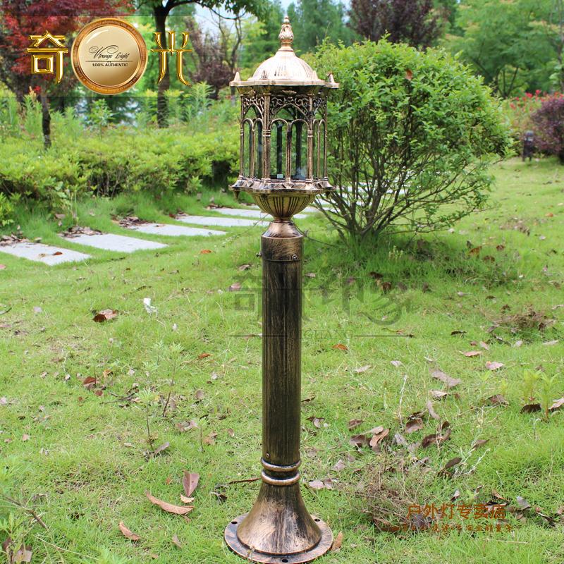 Light Pole Yard: Economical Home Lighting