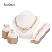 Party Accessories Wedding Jewelry Sets For Women Pendant Statement African Beads Crystal Necklace Earrings Bracelet Fine Rings(China (Mainland))