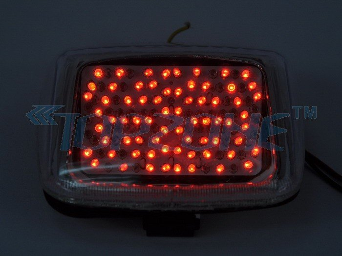 LED Motorcycle Tail Light (Sequential Turn signal) For HARLEY DAVIDSON V-ROD<br><br>Aliexpress