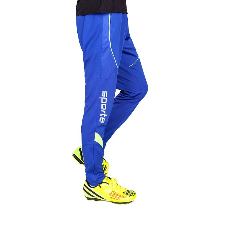 New men's Running pants Football watch 2017 tracksuits Soccer Pant Jogging Trousers Sports Leggings GYM sweat pants for men(China (Mainland))