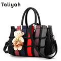 Luxury Handbags Women Bags Designer 2017 Fashion High Quality PU Crossbody Bag Ladies Hand Bags Women