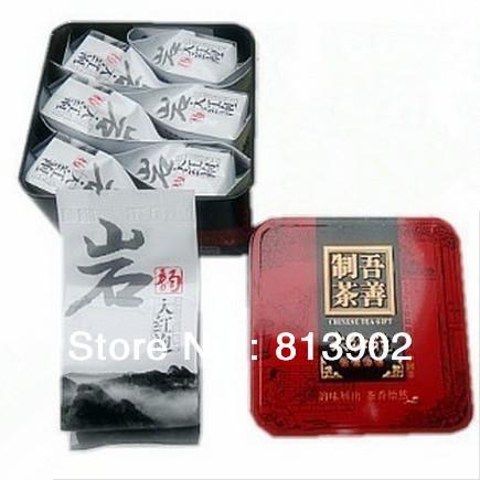Gift packing Chinese Oolong Tea, Big Red Robe, Da Hong Pao ,Wu yi yan Tea Original tea Free shipping