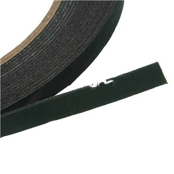 Everson 6mm x 5m Car Double Sided Foam Adhesive Tape Auto Truck Badge Trim(China (Mainland))
