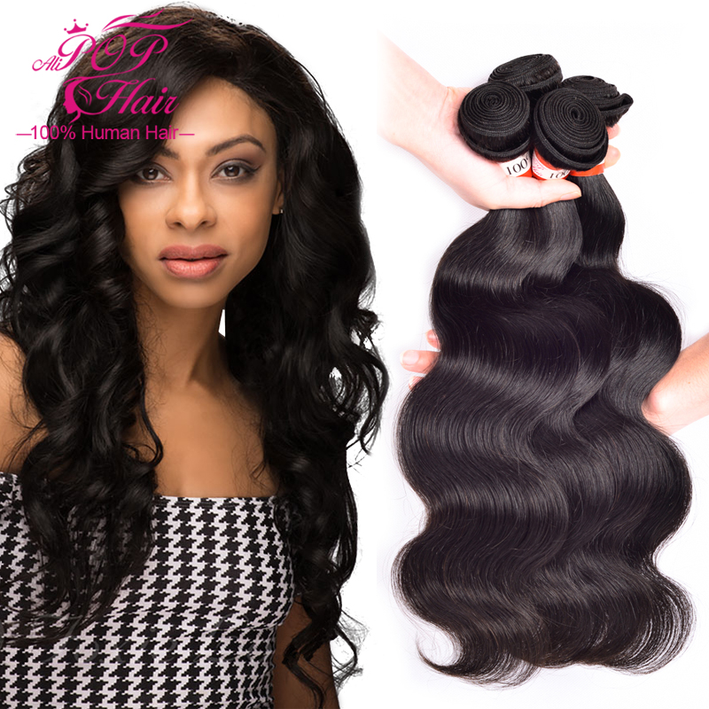 rosa hair discount peruvian body wave hair Mix size 3 pcs /lot,peruvian remy  hair weft high quality soft
