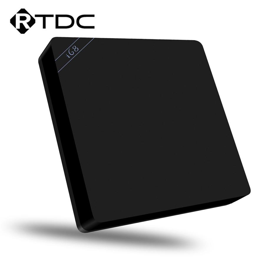 High Performance i68 Android 5.1 TV Box RK3368 Octa Core Cortex A53 64Bit 1.5GHz 2GB/16GB BT4.0 Dual Wifi H.265 Gigabit Lan(China (Mainland))