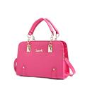 Trendy Chian Bag Women Designer Hard Handbag Simple Luxury Large Shoulder Bag Ladies Gorgeous Handbag Large