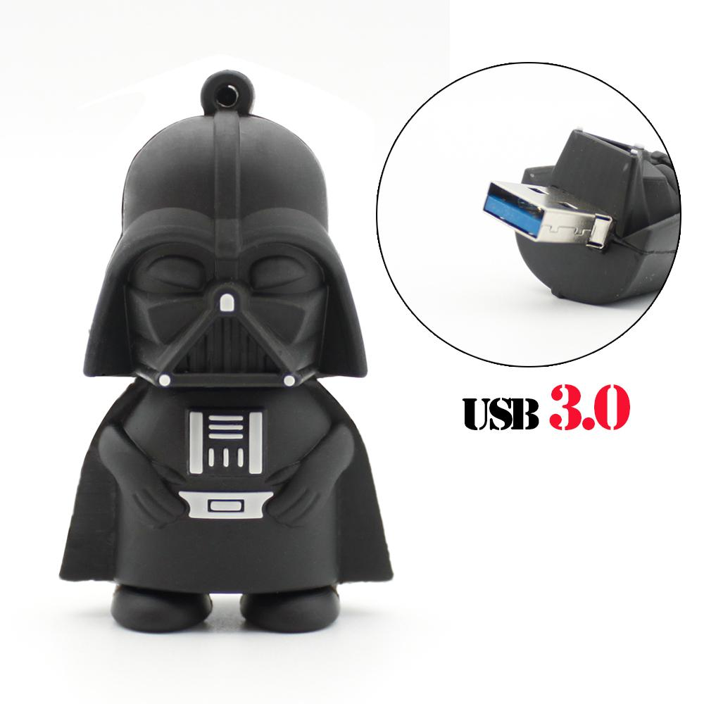 star wars usb 3 0 usb flash drive darth vader pen drive. Black Bedroom Furniture Sets. Home Design Ideas