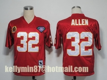 100% Stitiched,Kansas City Chief,Derrick Thomas,Jeremy Maclin,Marcus Allen,Len Dawson,Throwback for men,camouflage(China (Mainland))