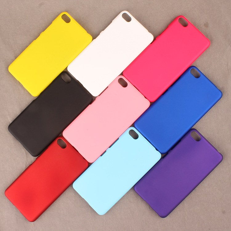 S60 Black Cases Colorful Matte Frosted Hard Plastic Back Cover For Lenovo S60 S60T Pink Capa Coque Cell Phone Accessories np208(China (Mainland))