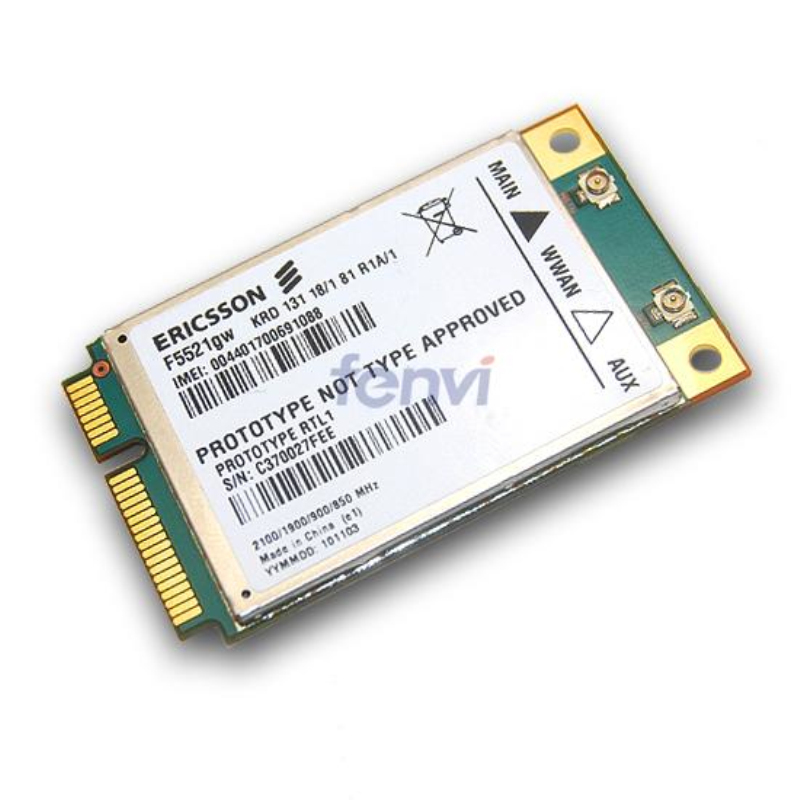 Universal Ericsson F5521GW Wireless WWAN 3G Card 21Mbps HSPA+ HSPA/EDGE/GPRS/GSM Module Modem for Dell Acer Asus(China (Mainland))