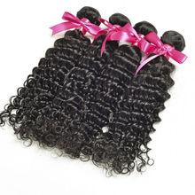 Malaysian Virgin Hair Deep Wave 4Bundles Malaysian Deep Wave 8 30 Malaysian Curly Hair More Wavy