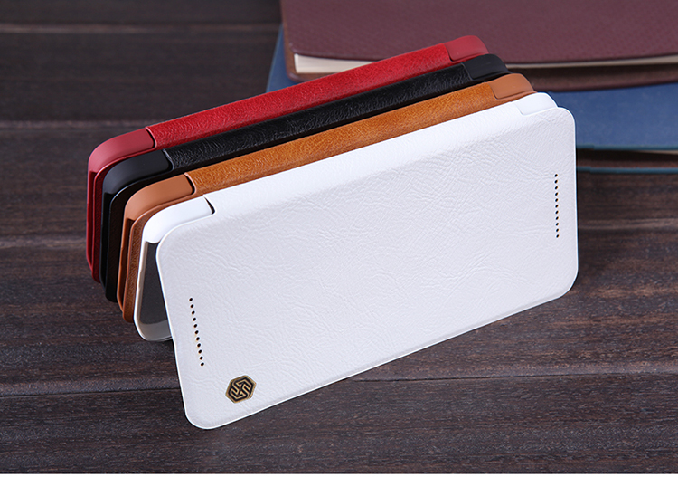 Nillkin Vintage Qin wallet  flip leather hard plastic back cover case for huawei nexus 6p free shipping for nexus 6p case