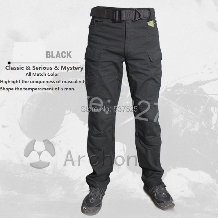 TAD Archon IX7 Military Outdoors City Tactical Pants Men Sport Cargo Army Training Combat SWAT Outdoor Trousers 3 color - Flying Fish BAG LTD store