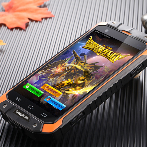 Original GuoPhone V9 Phone With IP68 MTK6572 Android 4.2 3G GPS 4.5 Inch Screen Shockproof Waterproof Smart Phone(China (Mainland))