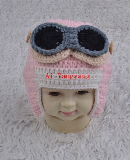 Pilot Hat Pattern Pink Pilot Pattern Crochet