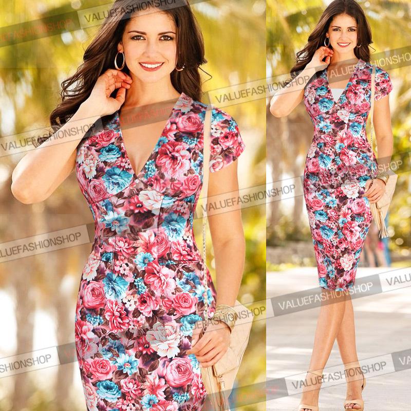 Женское платье VfEmage V /bodycon 742 T742 женское платье vfemage xl 797 a797