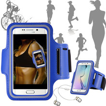 For Huawei p8 p9 lite p7 y6 Run Case Mobile Arm Bag Waterproof Cycling p9 p8 Sport Cover Running Cell Phone Holder Honor 8 v8 7(China (Mainland))