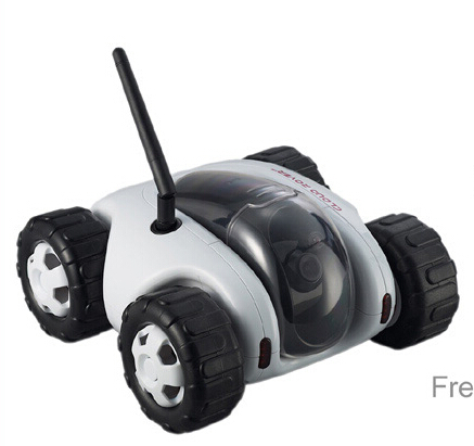 New Arrival cloud rover wifi Internet P2P Control FPV RC Car With 130W Camera Real Time Spy wireless charge(China (Mainland))